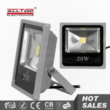 Low power high lumen cob dc 12v led flood light 30 watt