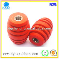 low price rubber chair feet/ rubber spare parts/ rubber bumper