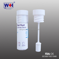 WHPM First Sign One Step Oral Fluid Multi Drug Screen Test