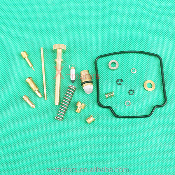 Carburetor Repair Rebuild Kit For Yamaha YFM350FX YFM350FW YFM350R Wolverine Raptor Big Bear ATV Carb Repair Kit