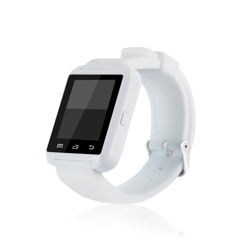 Bluetooth Touch Screen U8 Smart Watch Wrist Fitness Tracker wifi Smart Watch for IOS Android Smartphones