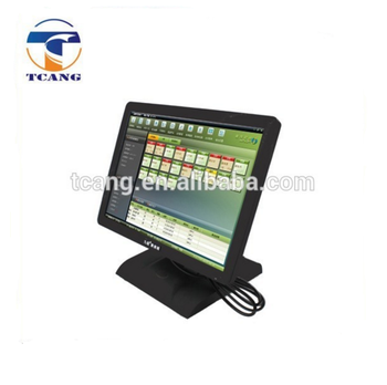 touch screen monitor for casino gaming machine