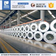 building steel materials secondary galvanized steel coils in usa