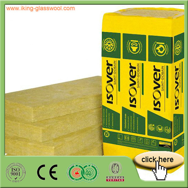 Foil Faced Mineral Wool Insulation Board
