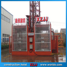 Gjj type building/Construction Hoist/lifter/elevator