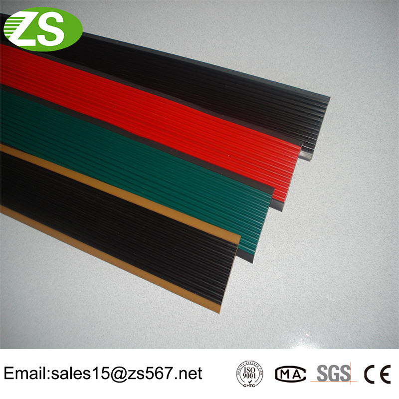 Flooring Accessories PVC Edging Strip For Stair