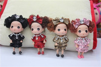 promotion 5 inch cute vinyl baby dolls that look real