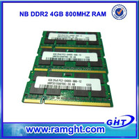 Share market information for laptop ddr2 4gb ram
