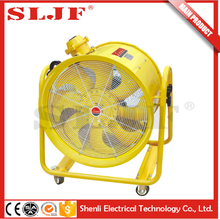 Hot sell foxconn dc brushless fan BTF-30 air cooling fan