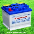 Yuasan Super DIN 12V44AH Dry Car Battery for Starting --54449