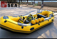 New Design inflatable river rubber rafts low price!