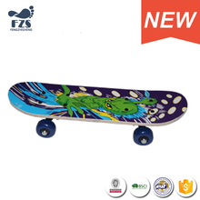 HSJ81 china wood mini long kids skateboard 2017 wholesale