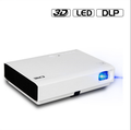 CRE X3001 Mini Portable Video Projector 3D Android Mobile Projector