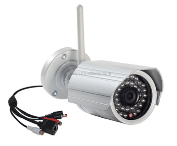 720P HD P2P Household IP Camera Wifi Supports ONVIF Security IP camera