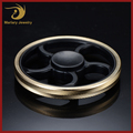 High Quality Toy Hand Spinner, Brass Tail Plastic Spinner Toy for 5 Minute, Cheap Mini Copper Spinner