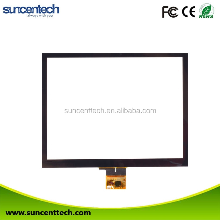 I2C Interface e paper touch screen and laptop digitizer touch screen for 8.4-inch open frame lcd monitor