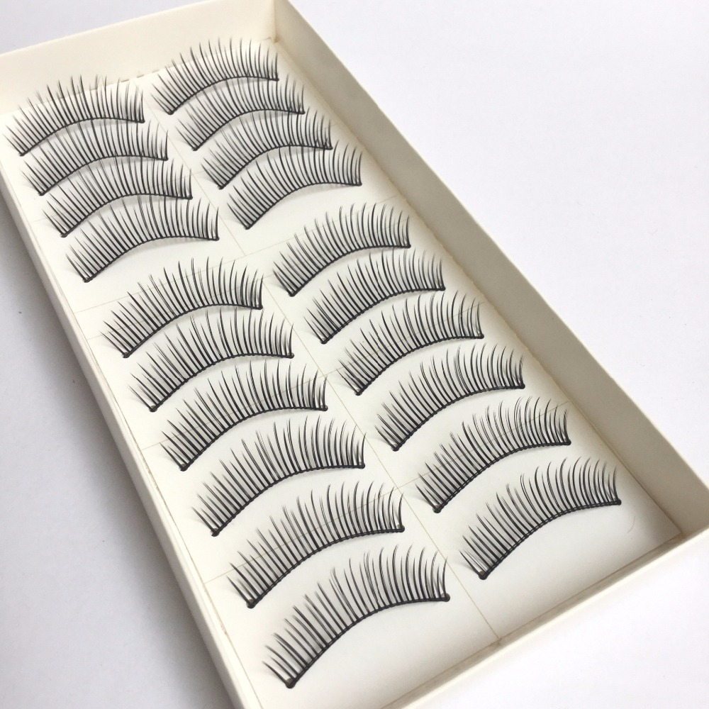 Eyelash extension individual lash black color wholesale false eyelash