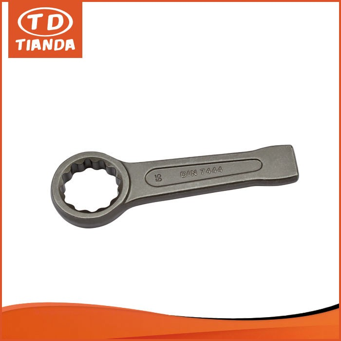 Certified Designer Ring Slogging Spanner