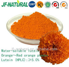 Water-soluble lutein