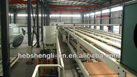 five layer corrugated production line supplier