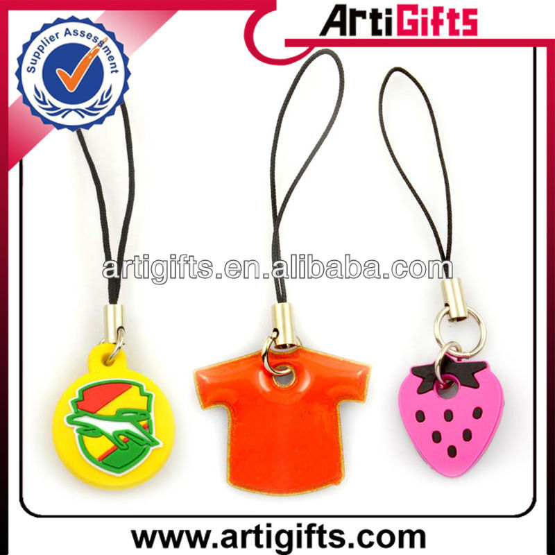 Newest style fashion cell phone strap string