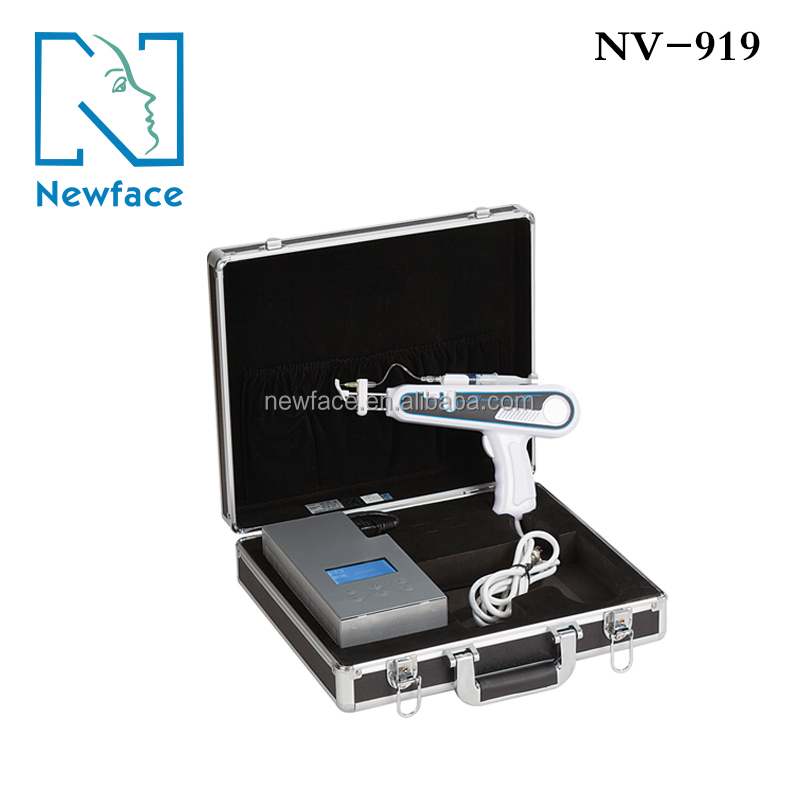 meso injector mesotherapy gun u225 Meso Injector Therapy gun for mesotherapy/injection gun beauty salon machine NV-919