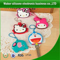 hot selling cartoon key cover rubber key covers silicone key cover/holder