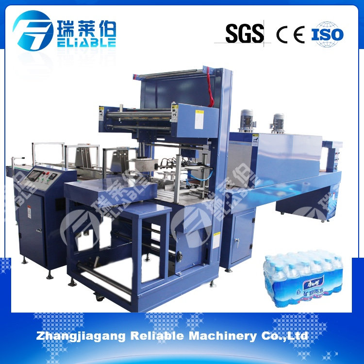China pe heat tunnel shrink packaging machine shrink wrapping machine in wrapping machines