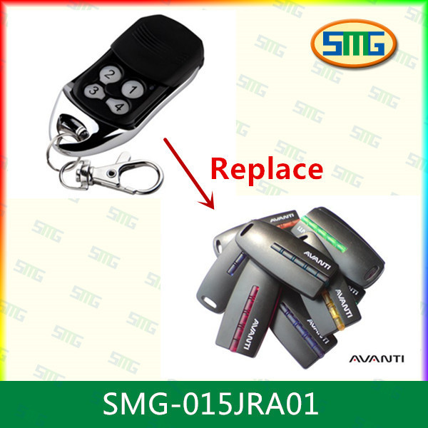 Avanti Opener Avanti garage door opener Avanti replacement remote 443MHZ rolling code top quality with cheap price