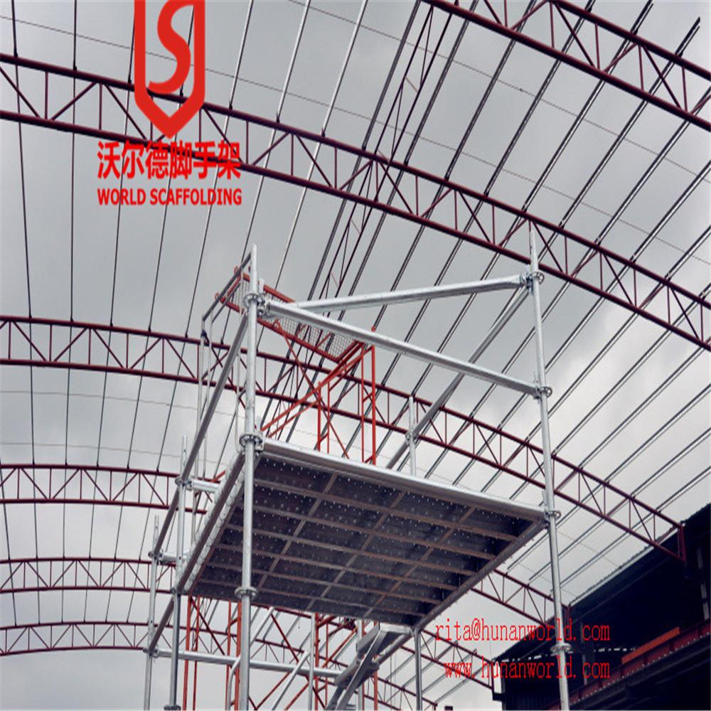 Safeway Scaffolding Steel : Q steel ringlock hot dipped safeway scaffolding