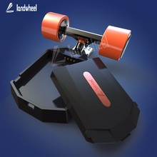 Dual hub brushless electric skateboard motor for all straight skateboards