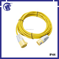 IP44 CEE male connector type high quality 220v extension cord