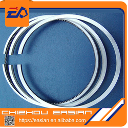 replacement parts MITSUBISHI Canter 4DR52T-1 piston ring set OE ME996069 RIK 20835 with 92mm diameter
