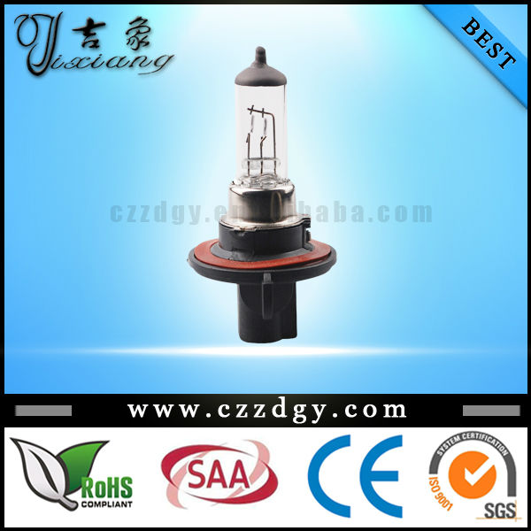 2013 hot sale automobile halogen headlight bulb