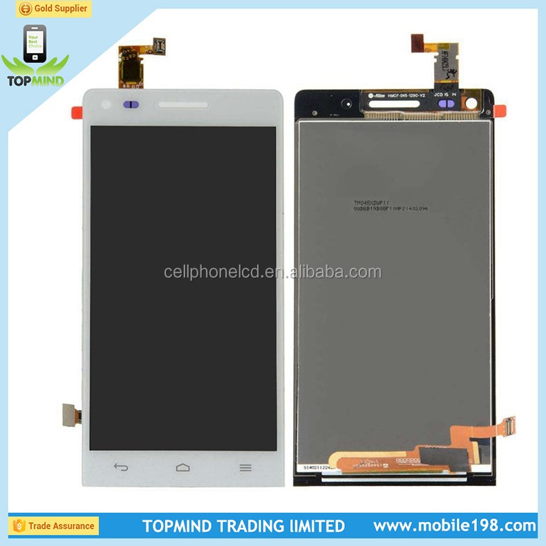 6 Months Warranty for Huawei Ascend G6 LCD Screen Digitizer Touch Screen