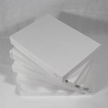 Heat Resistant Refractory Bulk Ceramic Wool Paper Plate Board For Ovens Aluminum Silicate Fiber Plate