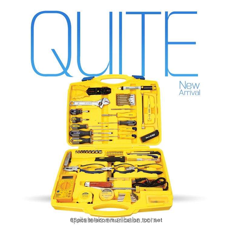 Multi Purpose 65 PCS Electrician Tool <strong>Kits</strong> With Tools Electrics Hot Selling