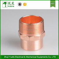 Factory sale copper pipe connect flange