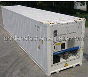 refrigerated container parts 40ft reefer container