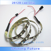 ws2812 3528/1210 led strip ribbon waterproof flexible for outdoor decoration project