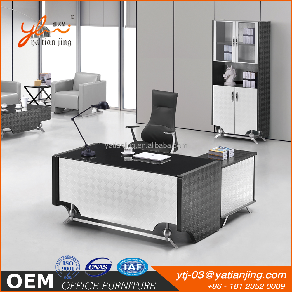 List Manufacturers Of Top Executive Glass Desk Buy Top Executive
