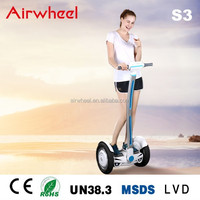 Airwheel S3 motorized skateboard 1000w with CE,RoHS,MSDS certificate SONY battery in changzhou