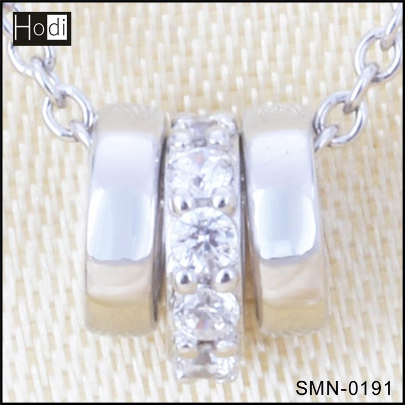 Wholesale Fashion 925 Sterling Silver Necklace Jewelry