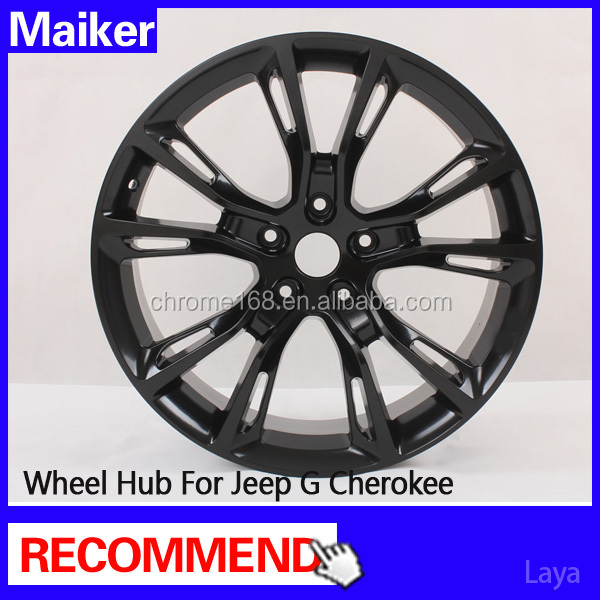 20 inch SRT8 Alloy Wheel high-end auto parts for Jeep Grand Cherokee wheels rims 2011+
