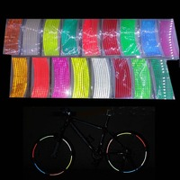 3m reflective Bicycle sticker/Reflective Bicycle Wheel Sticker