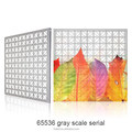 P60 Outdoor Decorative Aluminum Led Mesh Curtain Screen(65536 gray scale serial)