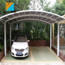High quality outdoor products modern plastic carports