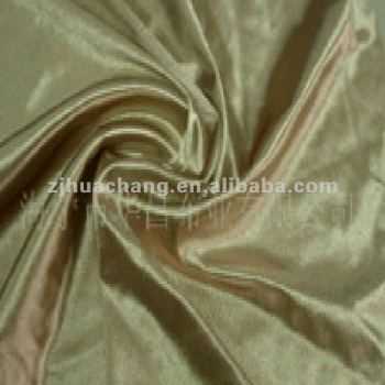nylon spandex fabric shinny plain dyed satin
