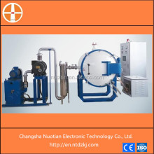 Reliable performance Metallurgy powder vacuum heating equipment