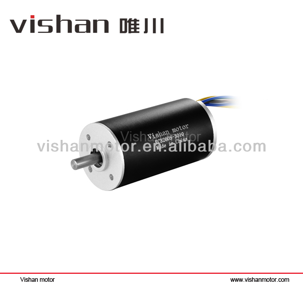 Brushless DC Motor EC3260 24V 6000RPM